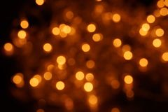Natural bokeh holiday lights background bright lights. Natural bokeh holiday lights background for design royalty free stock photo