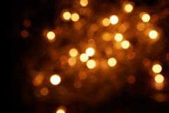 Natural bokeh holiday lights background bright lights. Natural bokeh holiday lights background for design royalty free stock photos