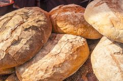 Natural bread Royalty Free Stock Image