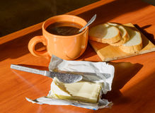Natural Breakfast Stock Photo
