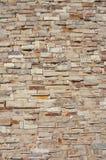 Natural Brick Texture. Natural Stone Brick Texture Wall Royalty Free Stock Photography