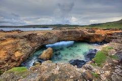 Natural bridge royalty free stock image