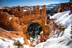 Free Natural Bridge At Bryce Canyon Stock Photography - 37274702