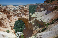 Natural Bridge - Bryce Canyon Stock Images