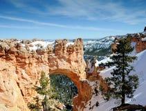 Natural Bridge - Bryce Canyon NP Royalty Free Stock Image