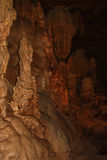 Natural Bridge Caverns Formation 7 Stock Image