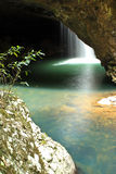 Natural Bridge, Queensland Australia Royalty Free Stock Photo