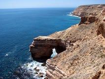 Natural Bridge, Western Australia Stock Photography