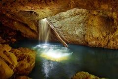 Natural Bridge Royalty Free Stock Photo