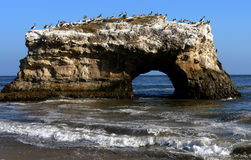 Natural Bridges Stock Photography