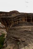 Natural Bridges National Monument in Utah. Stock Photo