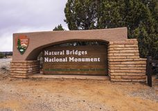 Natural Bridges Stock Photo
