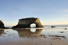 Natural bridges park in Northern California Stock Images