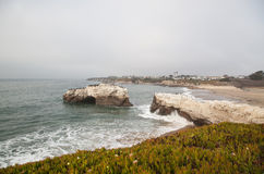 Natural Bridges State Park Santa Cruz California Stock Photos
