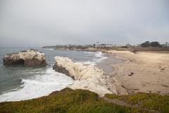 Natural Bridges State Park Santa Cruz California Royalty Free Stock Photography