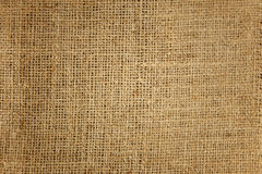 Natural bright hemp textured Royalty Free Stock Photo