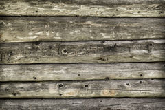 Natural brown barn wood wall. Wall texture background pattern. Stock Images
