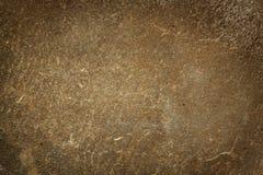 Natural brown leather texture Stock Photos