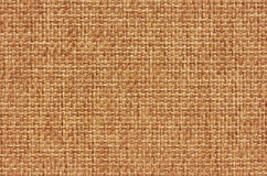 Natural burlap background Royalty Free Stock Photo