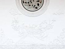 Natural carvings Royalty Free Stock Photos