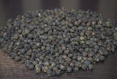 Natural Chinese green tea Stock Photo