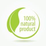Natural circle Stock Photography