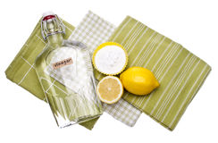 Natural Cleaning Stock Photography