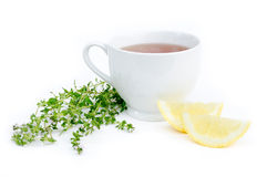 Natural Cold Remedy Stock Photo