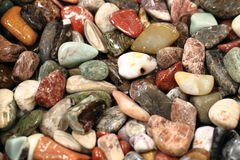 natural color gems background Royalty Free Stock Images