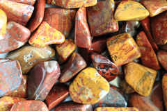 natural color gems background stock images