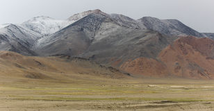 Ladakh colorful landscape. Colorful landscape made by nature in ladakh Stock Images