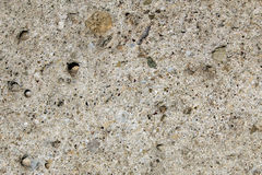 Natural conglomerate rock Royalty Free Stock Images