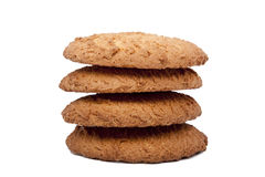 Natural cookies Royalty Free Stock Photography