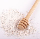 Natural cosmetic clay Royalty Free Stock Photos