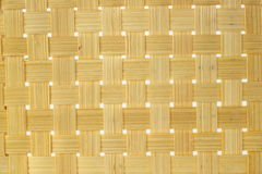 Natural craft bamboo Stock Photos