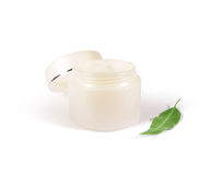 Natural Cream Stock Image