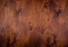 Natural dark brown wood background Stock Photo