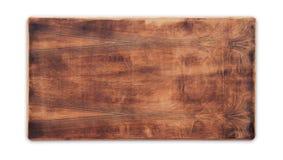 Natural dark brown wood texture. Stock Photo