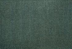 Natural dark natural linen texture for background Stock Images