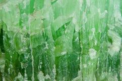 Natural de superficie del jade Imagenes de archivo
