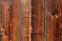 Natural details of sun dried wood Royalty Free Stock Photos