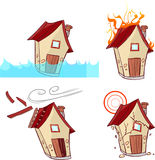 Natural Disasters Stock Images
