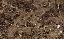 Natural Emperador Dark marble texture Stock Photo