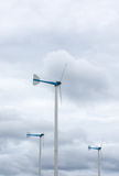 Natural Energy wind mill Stock Photography