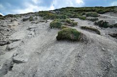 Erosion erode royalty free stock images