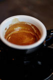 Natural espresso Stock Image