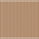 Natural fabric. Brown vector background,  natural fabric Stock Photography