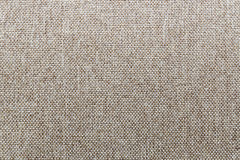 Natural fabric linen texture for design, sackcloth textured. Bro. Wn canvas background. Cotton Stock Image