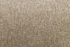 Natural fabric linen texture for design, sackcloth textured. Bro Royalty Free Stock Photo