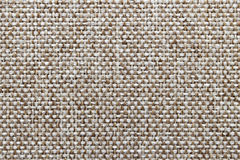 Natural fabric linen texture for design, sackcloth textured. Bro. Wn canvas background. Cotton Stock Photo